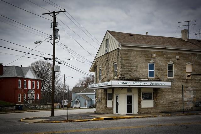 Historic Mid Town Restaurant