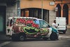 Street Art on Wheels