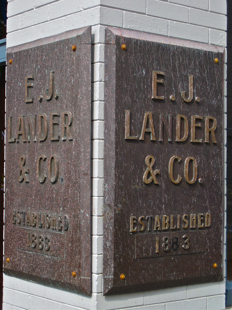 E.J. Lander and Co., Grand Forks, ND