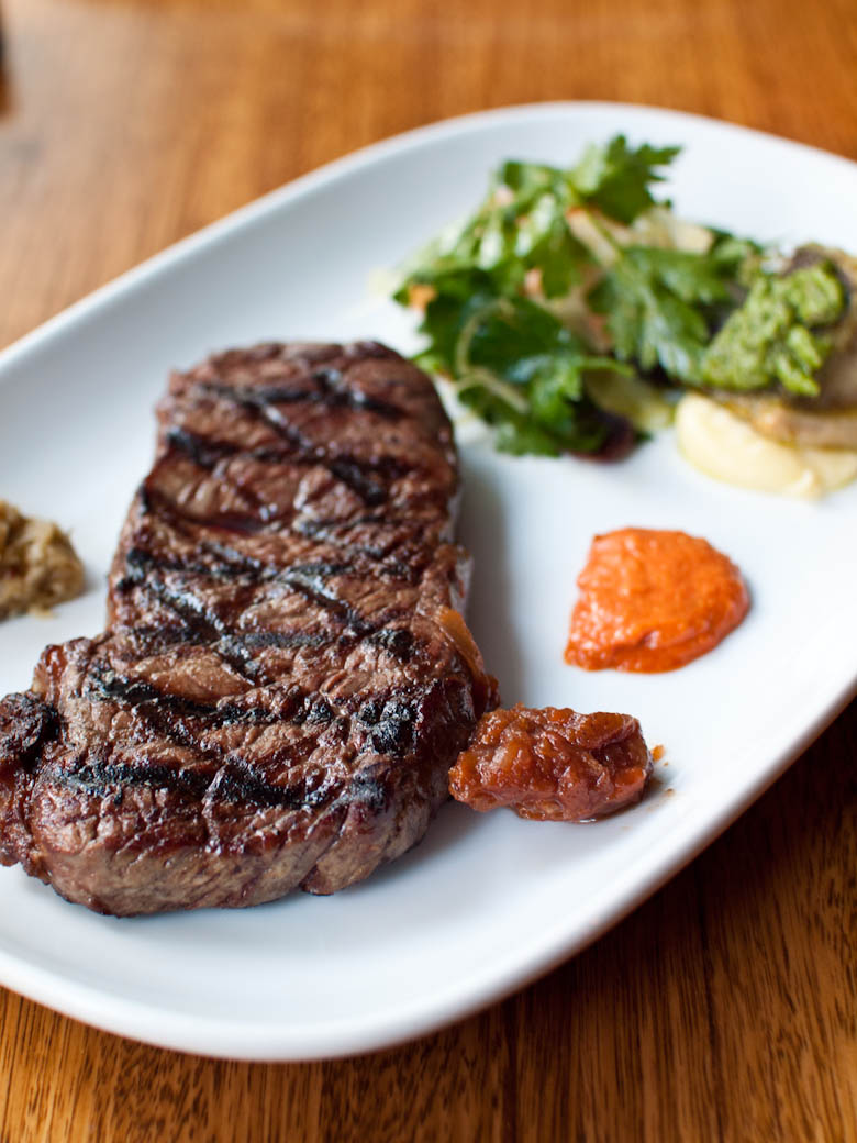 Steer - Darling Downs porterhouse 250g $42