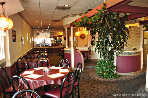 Dining Room at Caravelle ~ Little Canada, MN