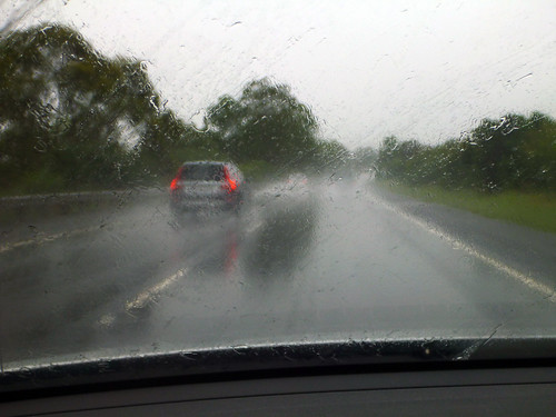 Miserable weather