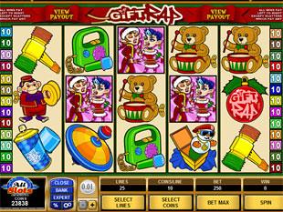 Gift Rap Slot Machine