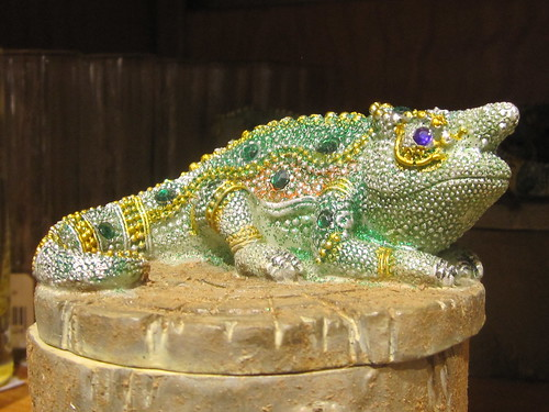 Jeweled Lizard
