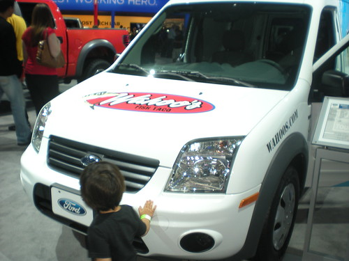 2011 LA Auto Show