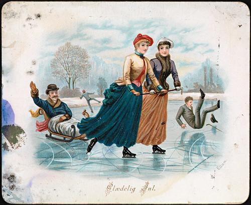 Glædelig Jul, 1888