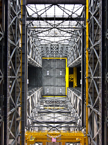 329/365 VAB Vehicle Assembly Building por Juan R. Velasco