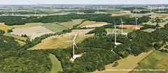 Parc éolien de Saint-Seine-l'Abbaye - 21 - Bourgogne France