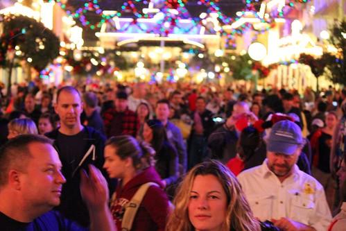 Crowded Main Street