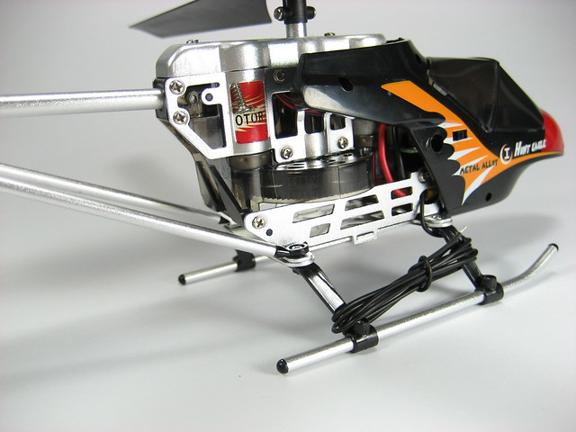 Dream Machine: Eagle Blade RC Helicopter