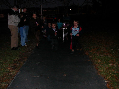 Nov 24 2011 Thanksgiving Day the race (2)