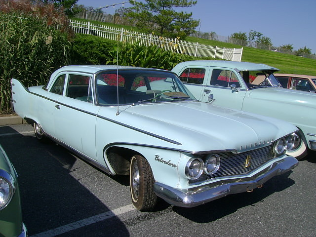Hershey Car Show >> 1960 Plymouth Belvedere | Flickr - Photo Sharing!
