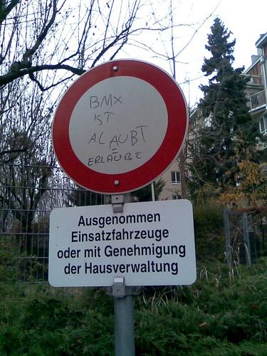 BMX alaubt