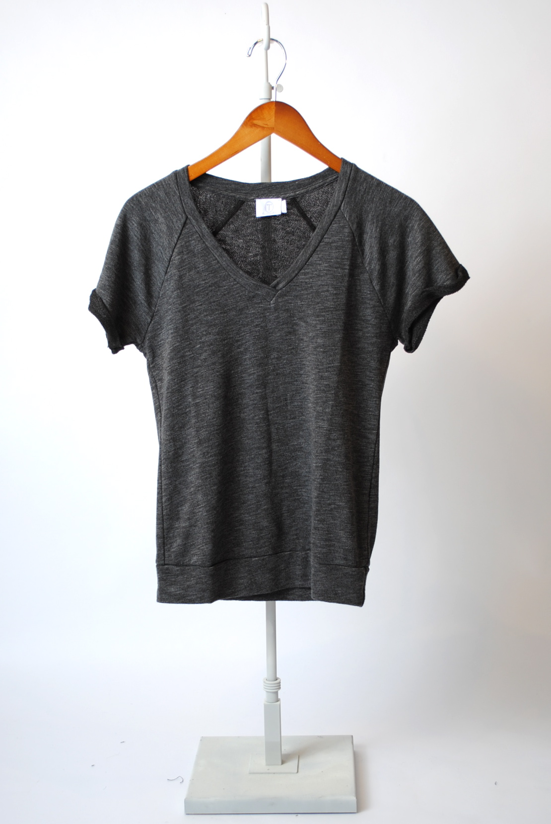 Raglan V-Neck Top