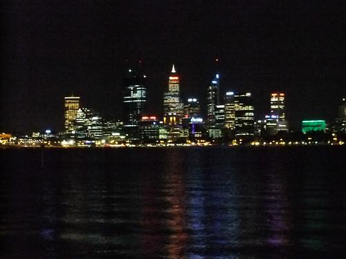 Perth (Australia) City at Night