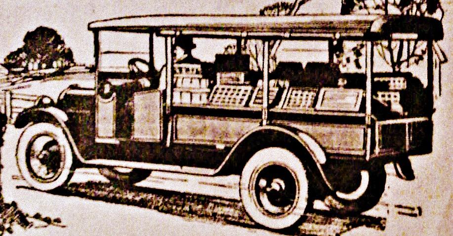 REO Speed Wagon 1923
