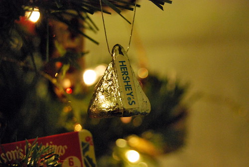 Hershey ornament