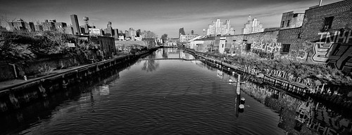 365 Day 336: My Hood: Gowanus Canal by ★ 0091436 ★