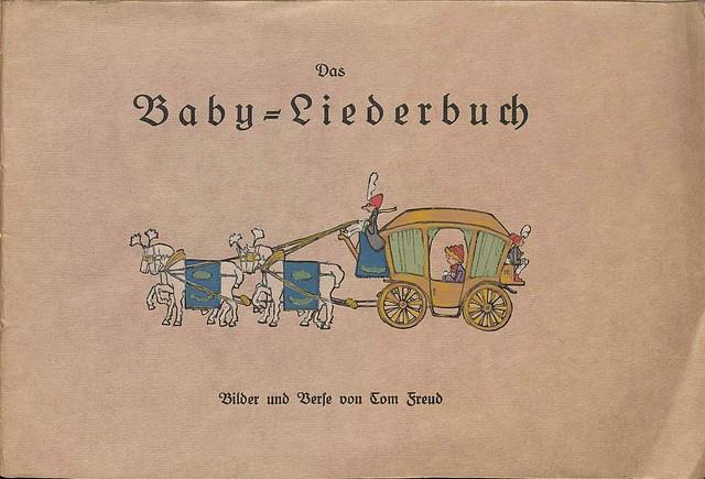 Das Baby-Liederbuch 1914 titlepage