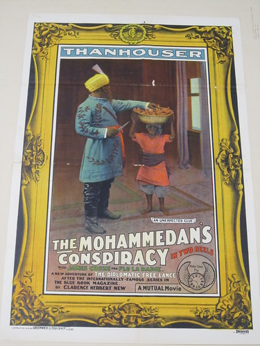 The Mohammedan's Conspiracy poster