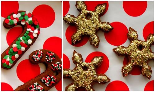 MF Cookies as Ornaments