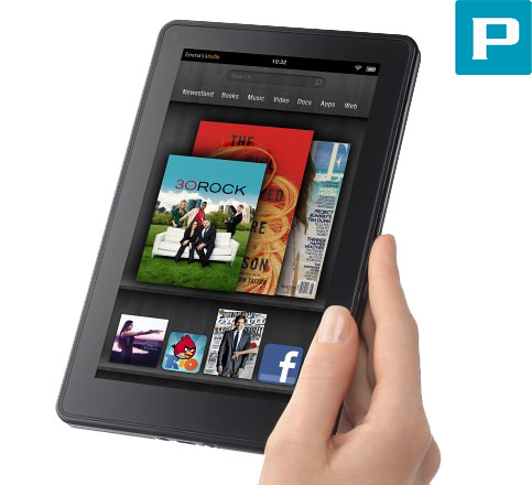 Process Credit Cards on Amazon Kindle Fire