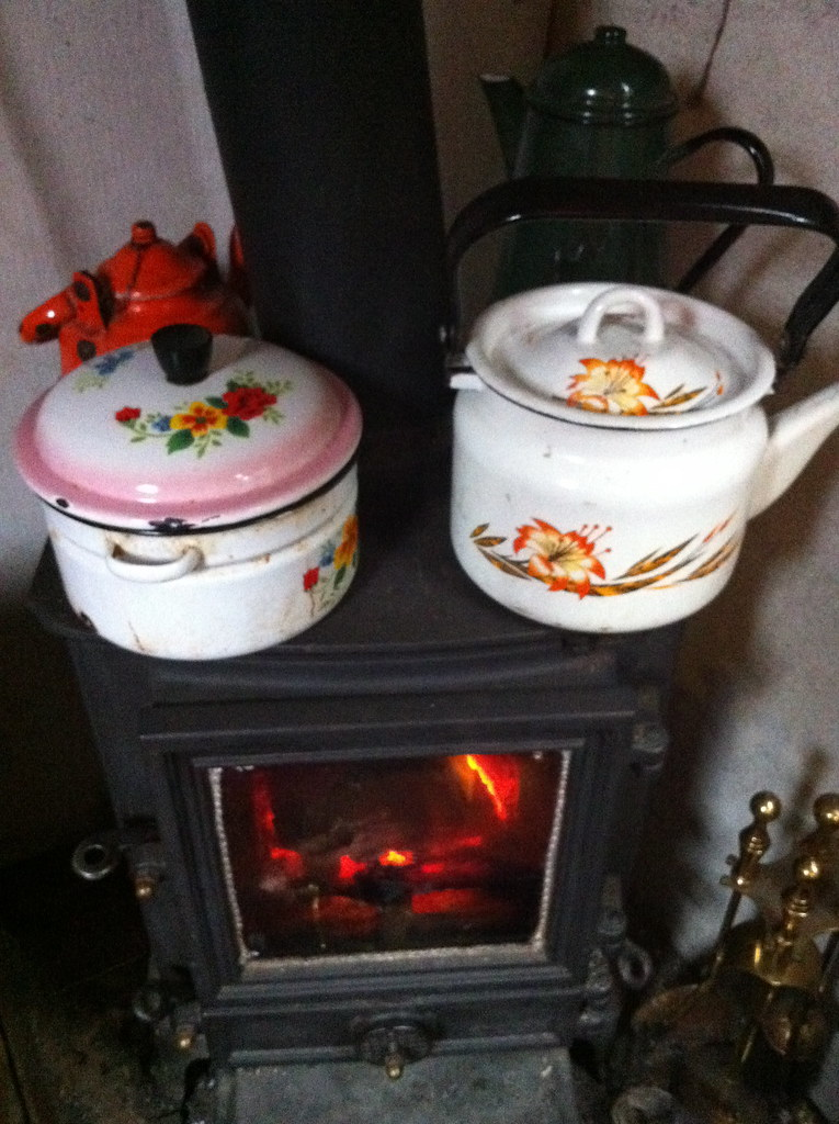 lovely stove