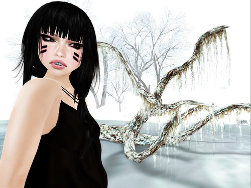 My winter by Caotica_Mai (MaY Coba)