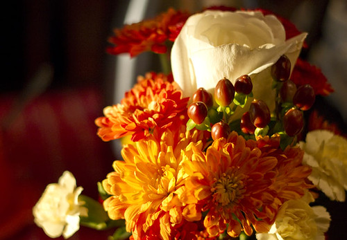 Thanksgiving Flowers
