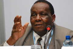 COP17 Africa Pavilion Side-event, Durban, South Africa