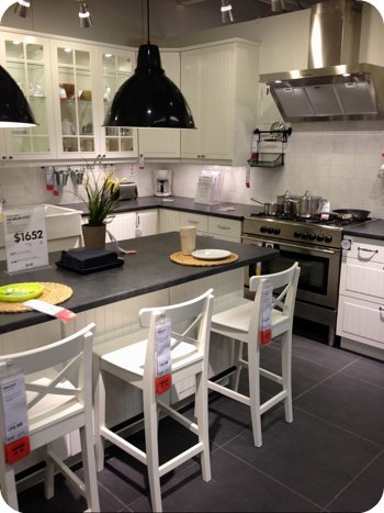 The Ikea kitchen of my dreams!