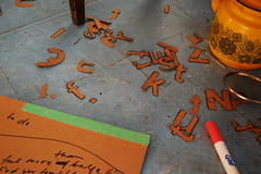 letter pile