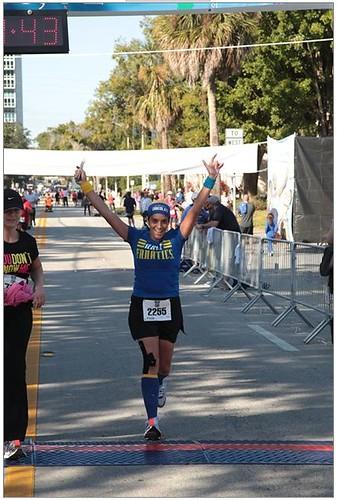 OUC Half Marathon 2011