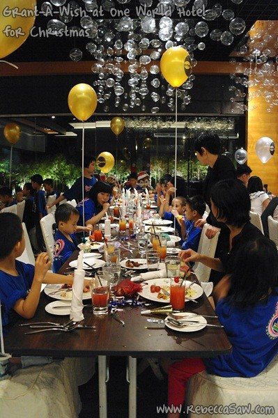 Grant-A-Wish at One World Hotel for Christmas-5