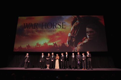 "The World Premiere of DreamWorks Pictures' ""War Horse"""
