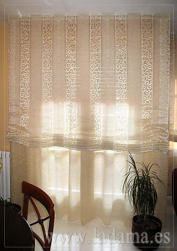 decoracin para salones clsicos cortinas con dobles cortinas y bandos tapiceras paneles japoneses