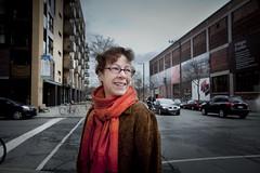 La professeure Damaris Rose, du Centre Urbanisation Culture Société