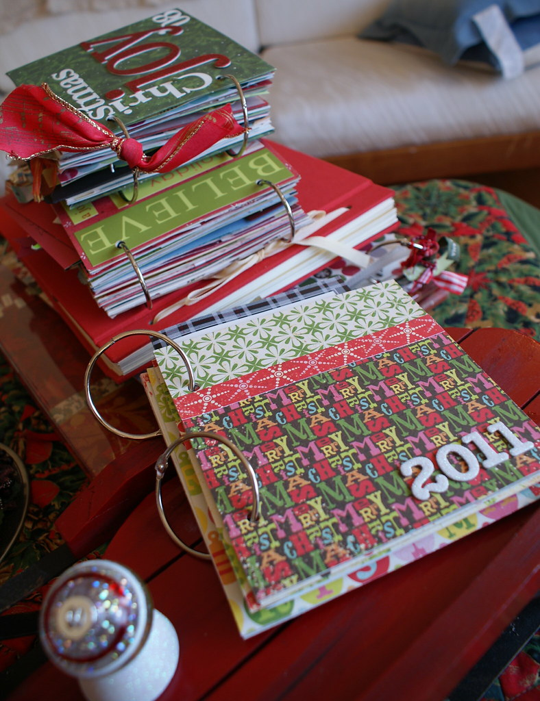 My 6th year of Journal Your Christmas