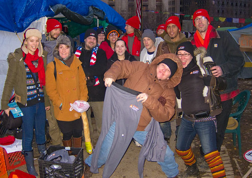 Occupy Supply Pittsburgh Distribution