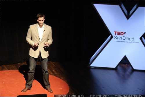 Jake Wood speaks to TEDxSanDiego about Team Rubicon    MG 4070