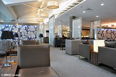 LHR - British Airways Galleries Club lounge