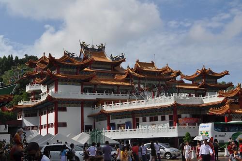 Chinese TempleChinese Temple Kuala Lumpur