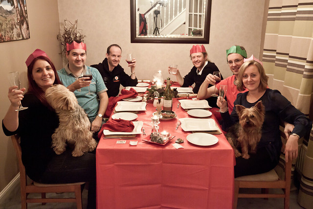 [366 - day 69] - Christmas party | Flickr - Photo Sharing!
