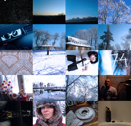winter par Karolina Woźniakowska