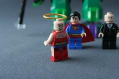 6862 Superman vs Power Armor Lex - Wonder Woman 3