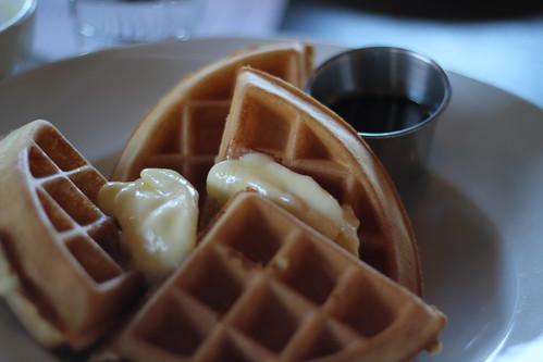 Malted Waffle