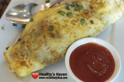via mare omelette