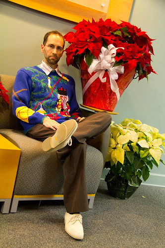 Ugly Sweater Day at TechSmith