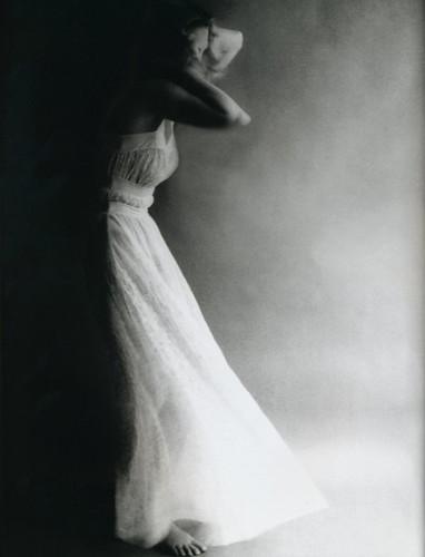 Lillian Bassman, 1954 by Jessie Quast