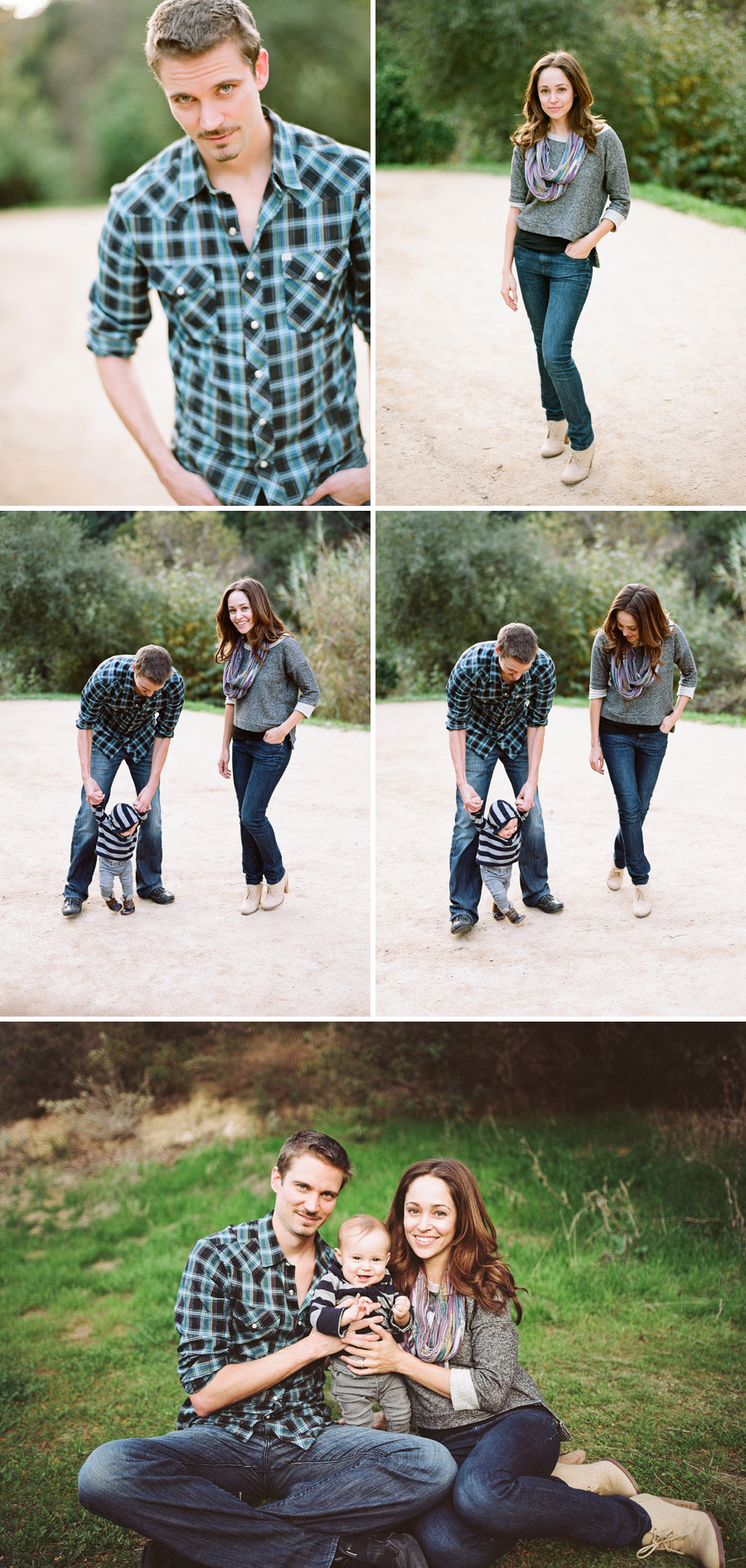 Autumn Resser and Jesse Warren Family Photos at Griffith Observatory 0013